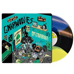 The Chronicles Of Gnarnia Blue/Black/Yellow LP