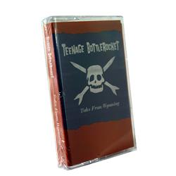 Tales From Wyoming Red Cassette