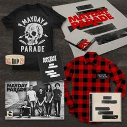 Mayday Parade - Black Lines - Bundle 05