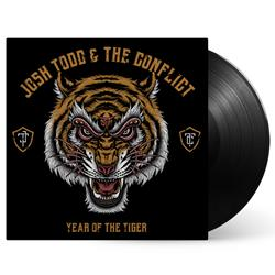 Year Of The Tiger Black