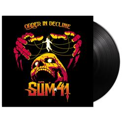 Order In Decline LP + DD + Patch