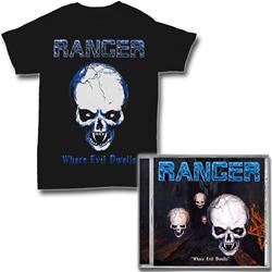 Ranger CD+T-Shirt