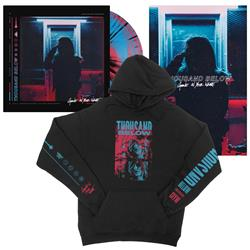 Gone In Your Wake Hoodie + LP