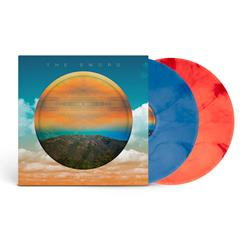 High Country Orange W/Red Marble & Dark Blue W/Blue Marble Vinyl 2XLP