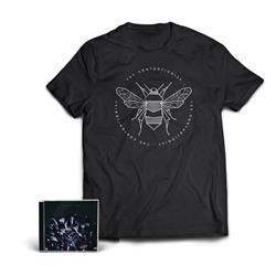 Our Bones CD + T-Shirt