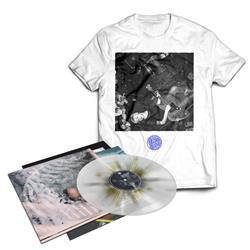 Cemetery Highrise Slum Vinyl LP + T-Shirt Bundle