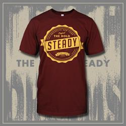 Seal Maroon T-Shirt