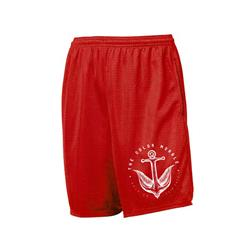 Anchor Red  (Pockets)