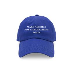 Make America Not Embarrassing Again Hat