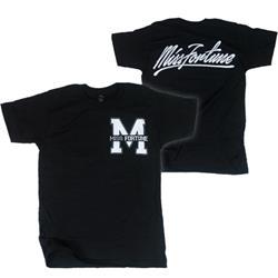 M Varsity Black