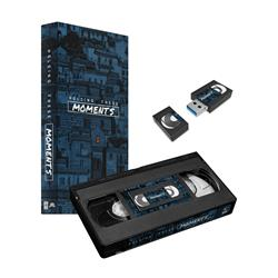 Holding These Moments VHS/USB