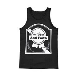 In Beer & Faith Black