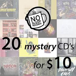 Mystery CD Bundle
