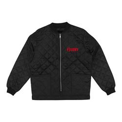 Threshold Quilted Black