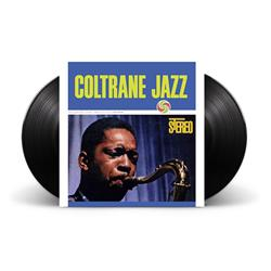 Coltrane Jazz Black Double LP