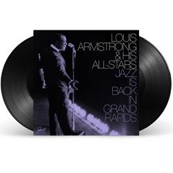 & His All Stars Jazz Is Back In Grand Rapids Black Vinyl 2Xlp