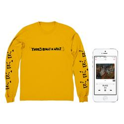 Wolf Gold Long Sleeve + Zoo Digital Album