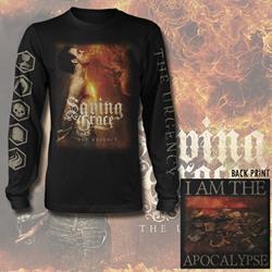 Apocalypse Black Longsleeve Shirt