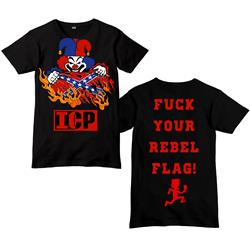 Rebel Flag Black