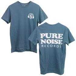 Pure Noise Logo Ice Blue