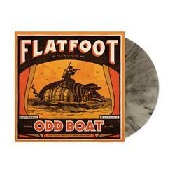 Odd Boat Black Smoke Gatefold