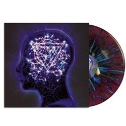 The Mindsweep Clear Lilac w/ Blue & Black Splatter - Vinyl LP