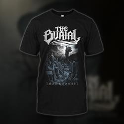 Thou Knowest Black T-Shirt