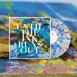 Until The Ink Runs Out Clear W/ Aqua, Cyan, Yellow And Pink Vinyl 2Xlp