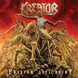 Phantom Antichrist CD