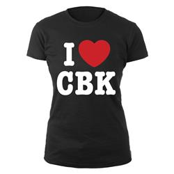 I Heart CBK Black
