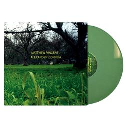 Split Olive Green LP