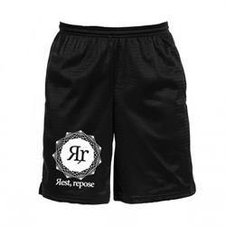R Logo Black
