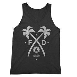 Crossed Palms Black                                                     Merch