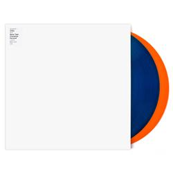 Never Take Friendship Personal & Cities: Line In NYC Trans Blue 2X LP