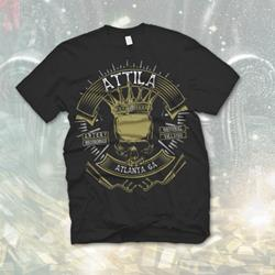 Biker Black T-Shirt