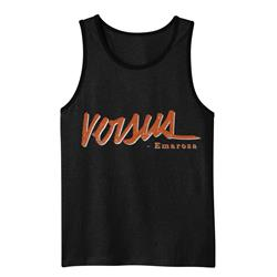 Emarosa - Cursive Black Tank Top