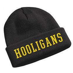 Gold Hooligans Black Flip-Up