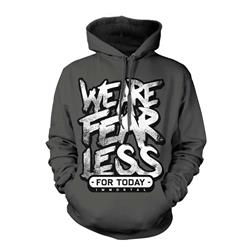Fearless Charcoal Hooded