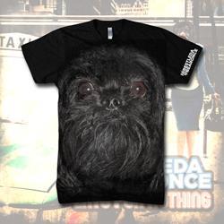 Mildred Black T-Shirt