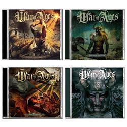 War Of Ages - 4 CDs Bundle