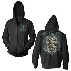 Lion Shield Black