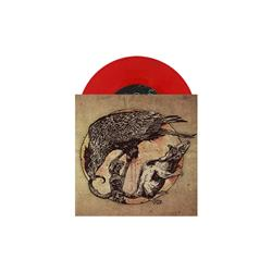 Above / Below Red Vinyl 7