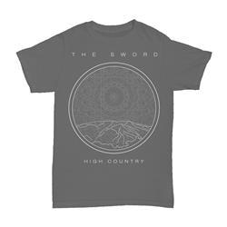 Linear Grey T-Shirt