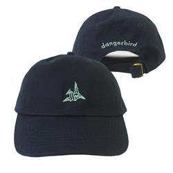Logo Navy Dad Hat