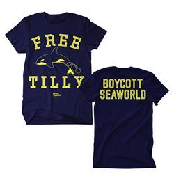 Free Tilly Navy