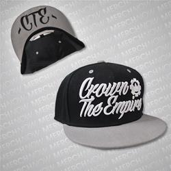 CTE Black / Grey Snapback