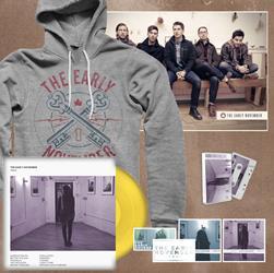 Imbue Vinyl LP+Hoodie Bundle