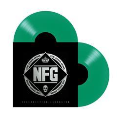 Resurrection: Ascension Transparent Green Vinyl 2XLP