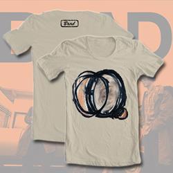 Circles Sand T-Shirt