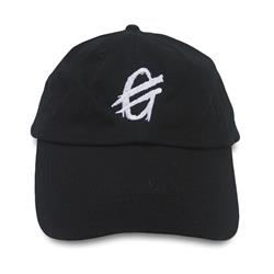 Icon Black Dad Hat
